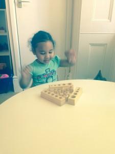 Montessori moments