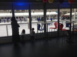 Christmas outing – Camden Childminders having fun