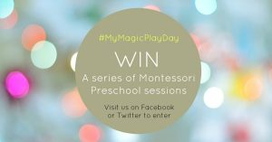 Win a series of Preschool Sessions