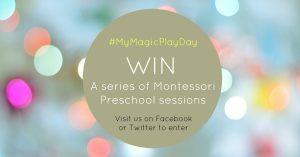 Win a series of Preschool Sessions